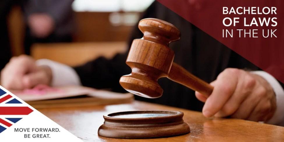 İngiltere'de Hukuk Okumak