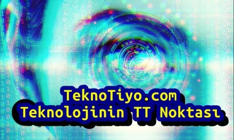 TeknoTiyo.com yeni bir teknoloji platformu