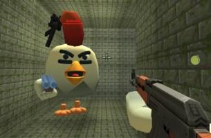 chicken gun apk indir