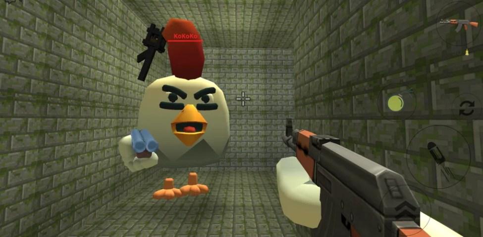 Chicken Gun Apk Mod (Sınırsız Para Ücretsiz Alışveriş) İndir v2.2.01