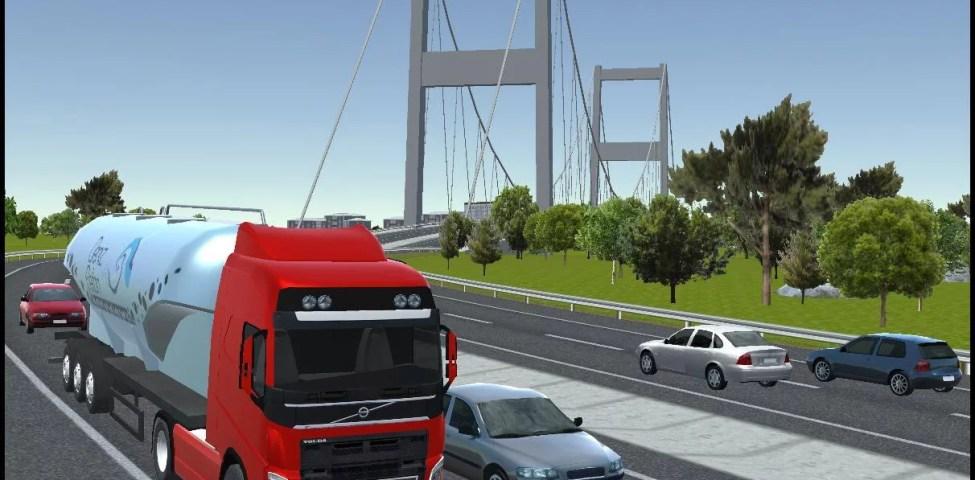 Cargo Simulator 2021 Türkiye Apk İndir (Para Hileli)