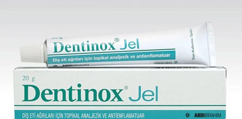 Dentinox Jel Ne İşe Yarar ?