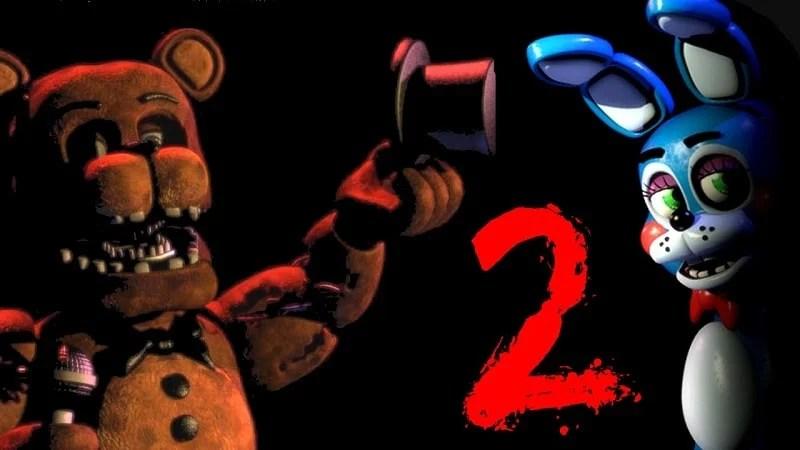 Five Nights at Freddys 2 Apk Son Sürüm İndir (2021)