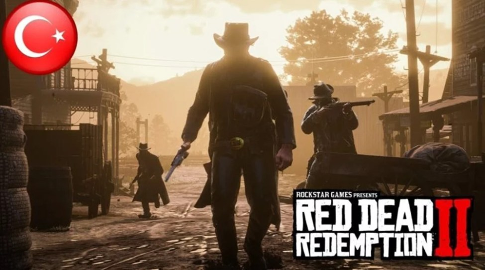 Red Dead Redemption 2 Türkçe Yama