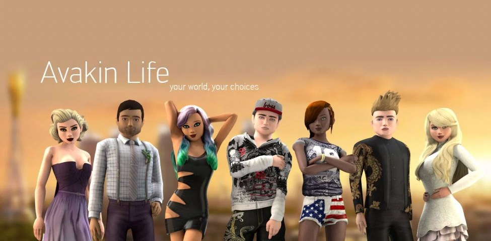 Avakin Life Mod Apk – PC Son Sürüm (Para Set Xp Kanat Hileli) 2021