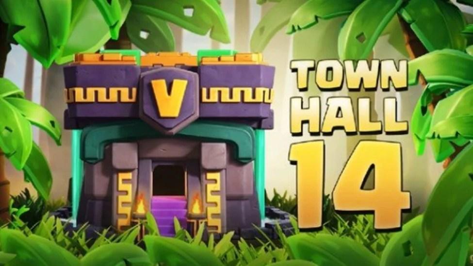 Clash of Clans Town Hall 14 Güncellemesi