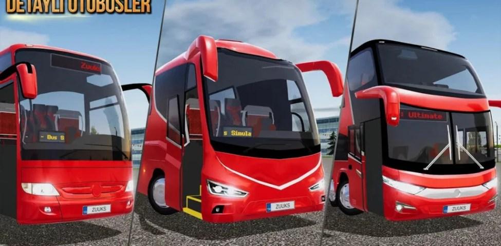 Otobüs Simulator Ultimate Apk Para Hilesi 1.4.7 İndir