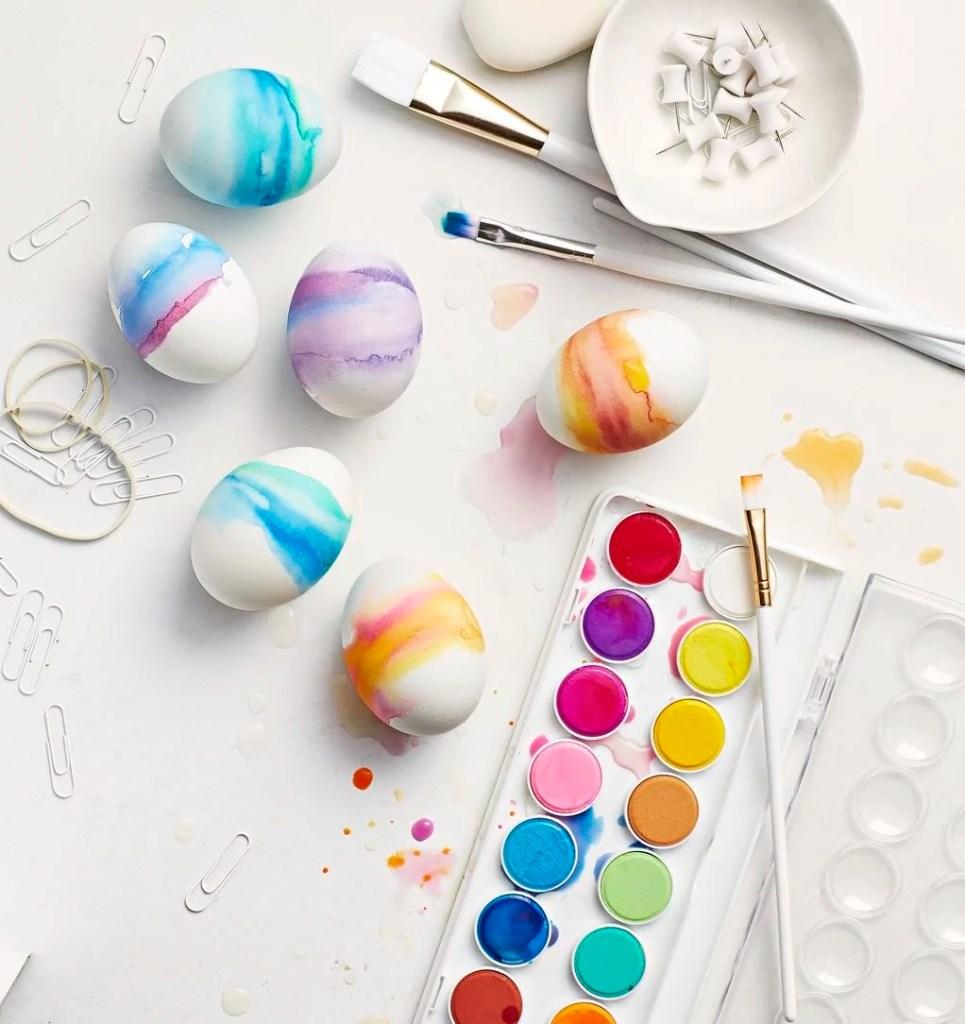 Paskalya Yumurtası Boyama