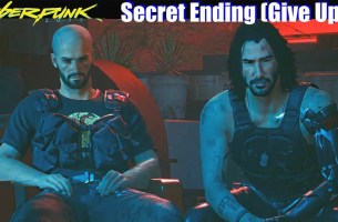 Cyberpunk 2077 Secret End