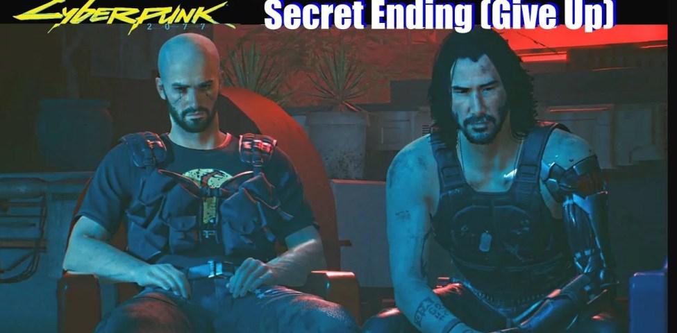 Cyberpunk 2077 Secret End How To Achieve The Secret End