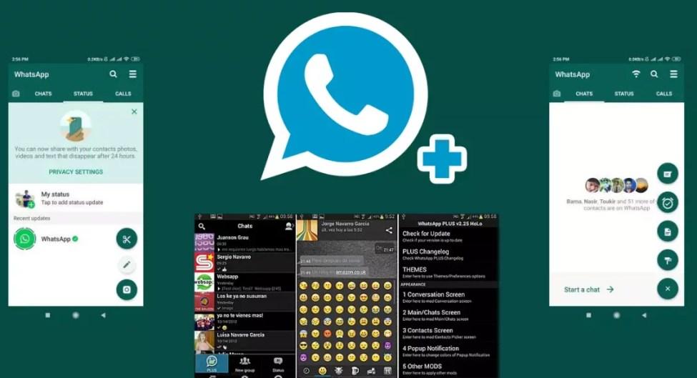 WhatsApp Plus Özellikleri