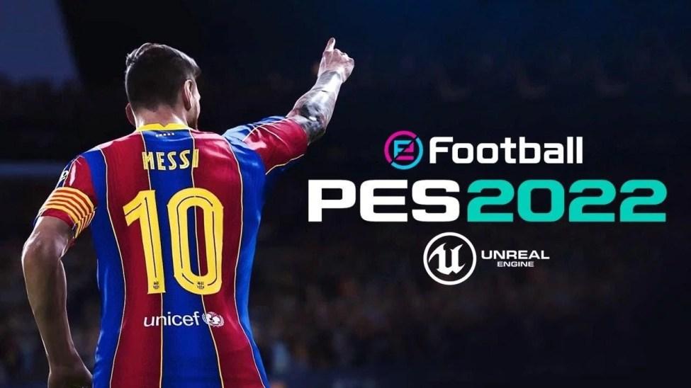 PES 2022 Çıkış Tarihi