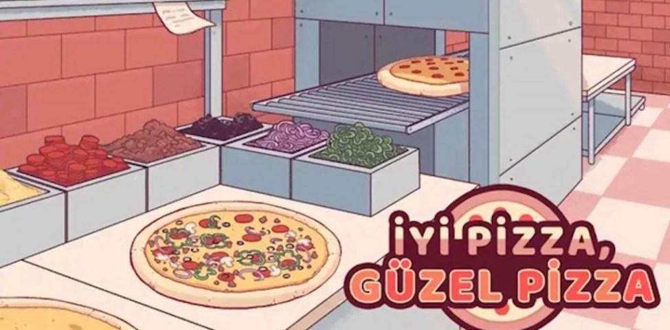 İyi Pizza Güzel Pizza Hileli Mod Apk İndir (Para ve Altın Hileli) 3.8.1