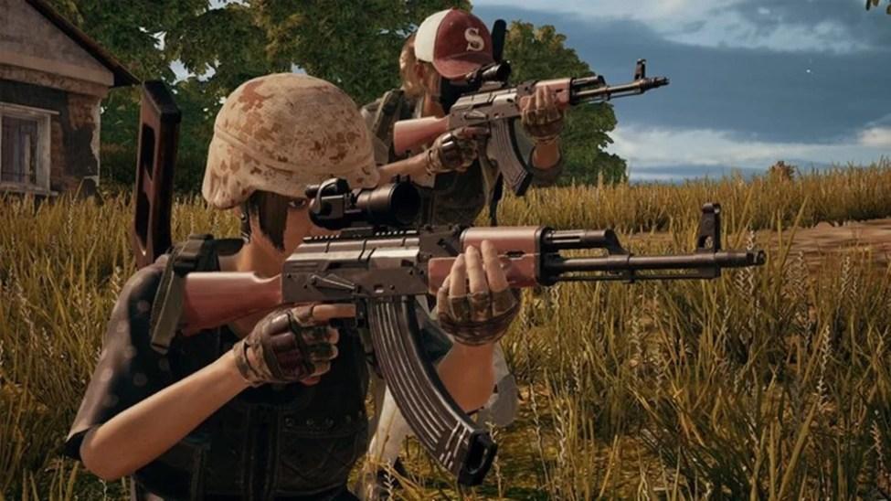 PUBG Mobile Taarruz Tüfekleri
