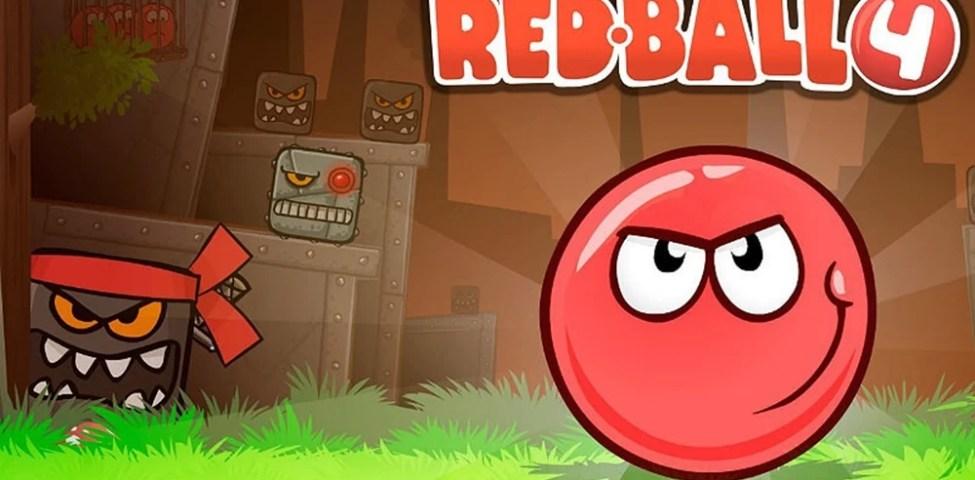 Red Ball 4 Apk İndir 2021 Güncel