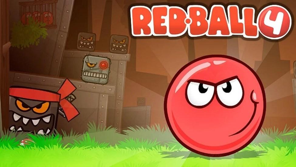 Red Ball 4 Apk İndir