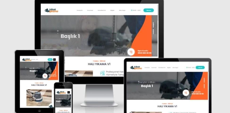 Halı Yıkama Web Sitesi Uygun Fiyat Garantisi 2021