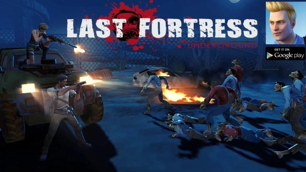 Last Fortress Underground Mod Apk