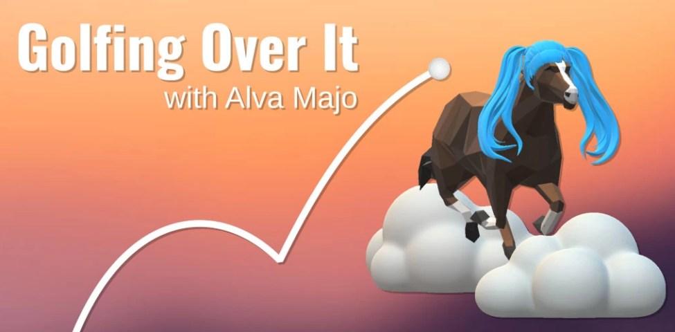 Golfing Over It Alva Majo Apk 2021 (Güncel Sürüm)