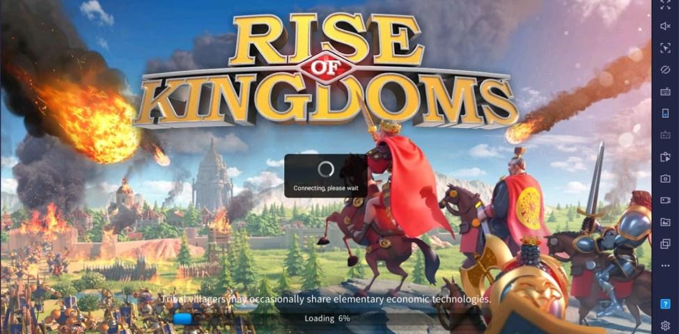 Rise Of Kingdoms Mod Apk İndir 2021 Para Hileli