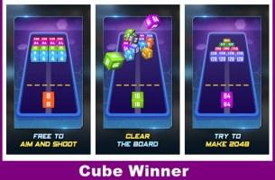 2048 Cube Winner APK