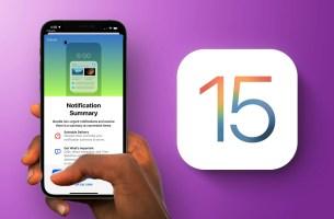 iOS 15 Bildirimden Cevap Verme