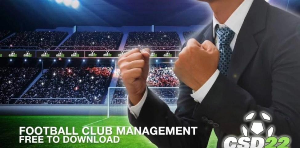 Club Soccer Director 2022 Apk (Güncel Sürüm) 2021