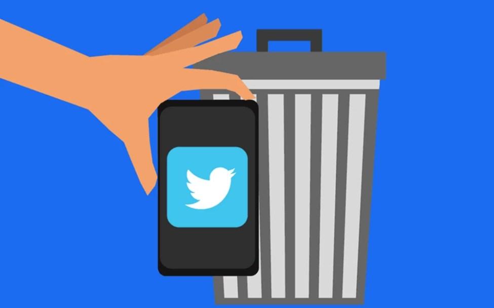 Twitter Hesabı Silme