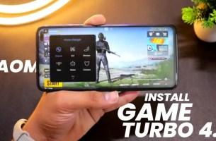 Game Turbo 4.0 Apk