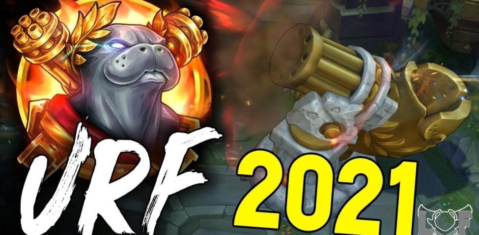 Lol Urf Ne Zaman Gelecek 2021 (Eylül)
