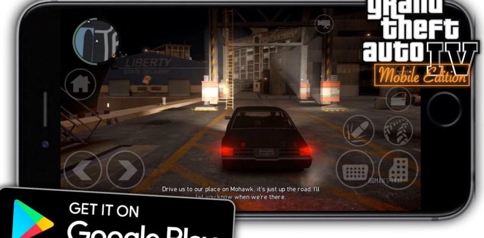 Grand Theft Auto IV Mod Apk (Güncel Sürüm) 2021