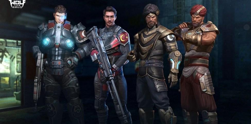 Wolfteam Silah İsimleri (Tüm Silahlar) 2021