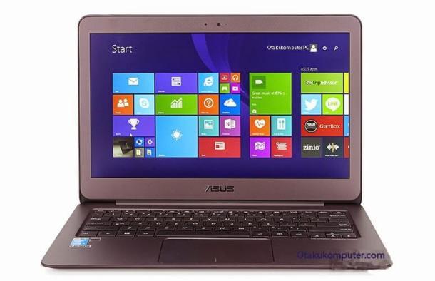 Review Asus ZenBook UX305 - Software dan garansi Asus Zenbook UX305