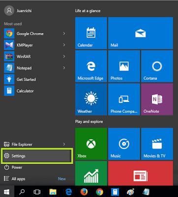 Cara mudah mengembalikan Windows 7 atau Windows 8, setelah di upgrade ke Windows 10