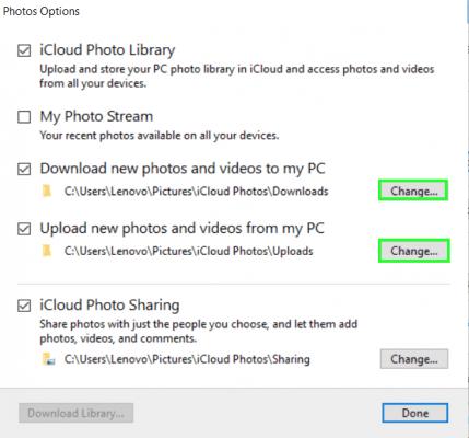 Cara mudah menggunakan iCloud di Windows dan pengaturan lengkap lain. Cara konfigurasi foto iCloud pada Windows dan bookmarks iCloud