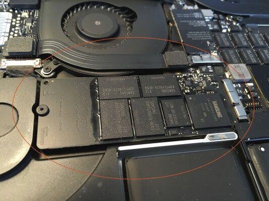 Upgrade SSD MacBook Pro Retina Display, Serta cara backup atau mengembalikan data dari SSD lama ke SSD baru, Cara ini bisa untuk Semua jenis MacBook.