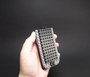 flip lego iphone 4 screen protector 2