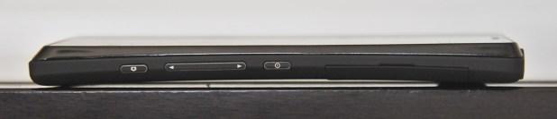 Sony Xperia T - Lado