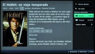 App Wuaki TV para Philips Smart TV