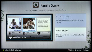 Samsung Smart TV Family Story