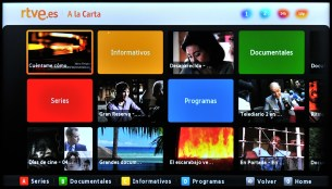 Samsung Smart TV Rtve - 1