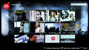 Samsung Smart TV Sol Musica