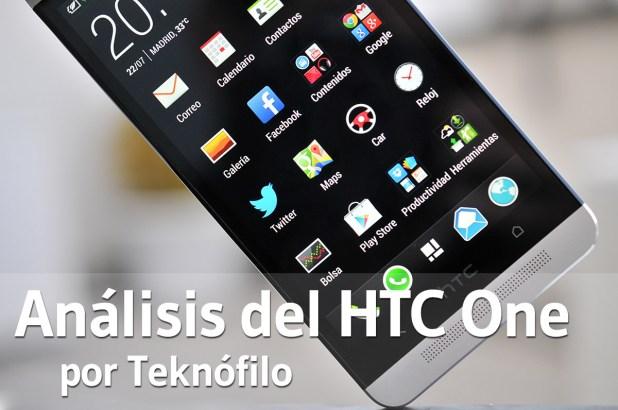 Análisis HTC One