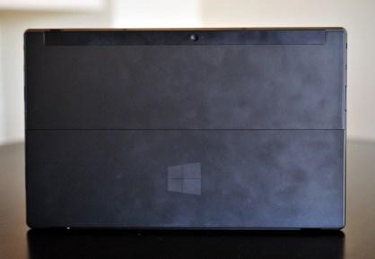 Analisis Microsoft Surface RT atras