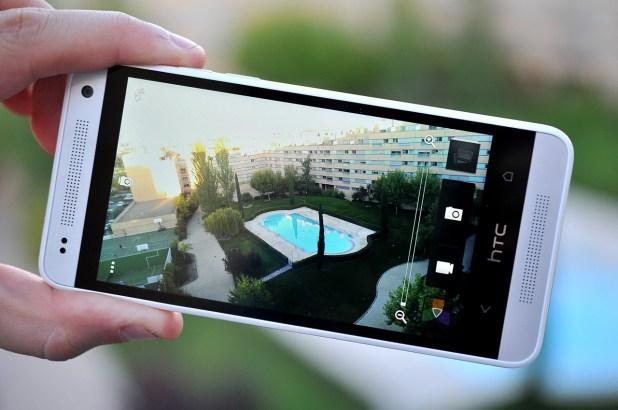 HTC One Mini - camara