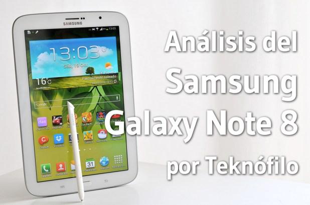 Analisis Samsung Galaxy Note 8