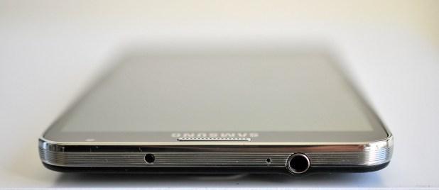 Samsung Galaxy Note 3 - parte arriba
