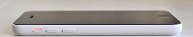 iPhone 5c - izquierda