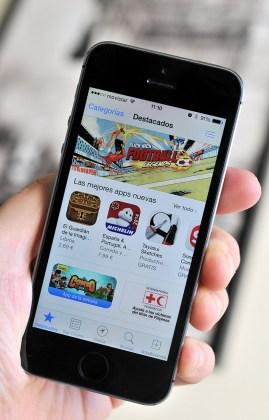 iPhone 5s - App Store