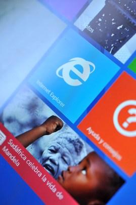 Microsoft Surace 2 - Pantalla